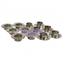 Banner eyelets for semi-automatic eyelet machine 10mm 1000/2000 pieces