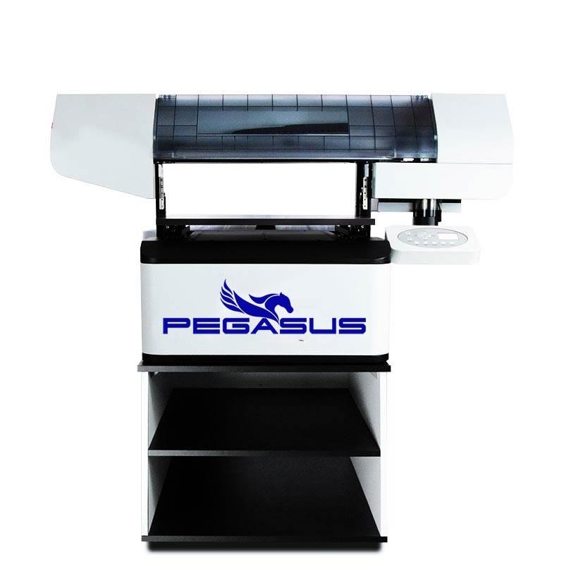 Drukarka UV Pegasus Rex 6040 o polu zadruku 60cm x 40cm