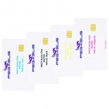 Karty chip do ploterów Mutoh ValueJet 440 ml CMYK