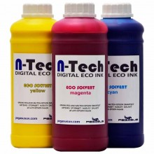 N-Tech Mild Solvent Ink for StormJet printers