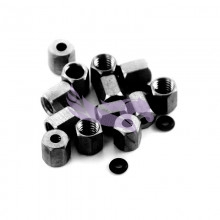 Nut and o-ring seal for dampers and ink tube 4x3mm