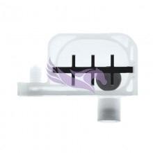 Damper mały do głowic Epson DX4 / DX5 z małym filtrem